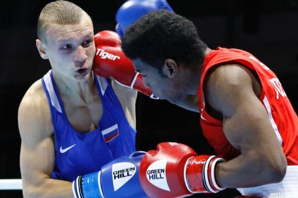 Моршанский боксёр проиграл бой в четвертьфинале чемпионата мира