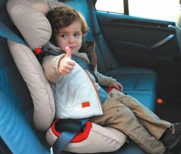 В Тамбовской области проверили, правильно ли автовладельцы перевозят своих детей