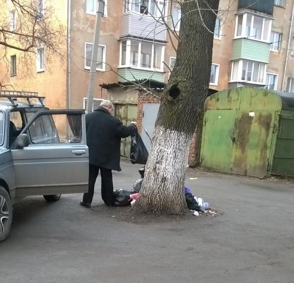 В благоустройстве Мичуринска выявлено более 800 нарушений