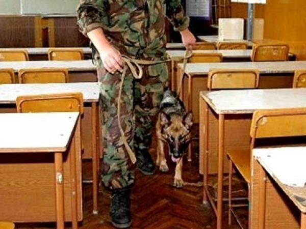 В школе под Тамбовом развернулась антитеррористическая операция