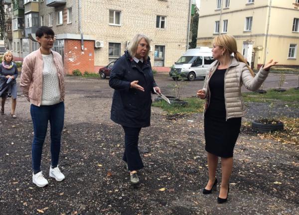 «Аккумулировать все нерешённые проблемы – пока первая моя задача»  - итоги первого выездного совещания Наталии Макаревич