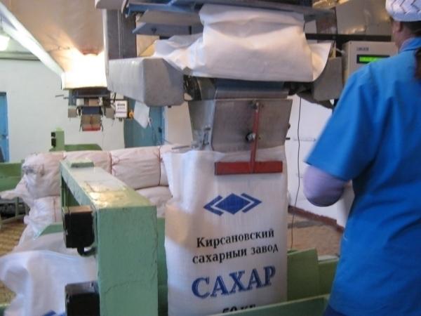 В Кирсановском районе решено построить новый сахарный завод
