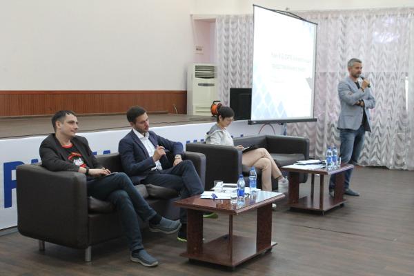 TED-лекции, тренинги и деловые игры: в «Амаксе» стартовала вторая сессия «Лидеров Тамбовщины»