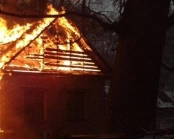 Субботним вечером горели Тригуляй и Мичуринск