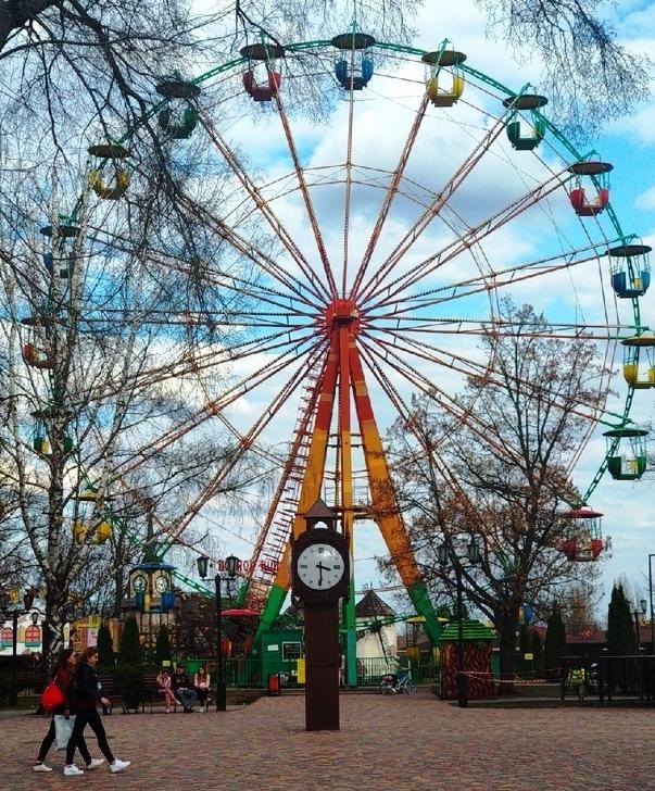 Большая подготовка к сезону 2019 началась в парке Тамбова