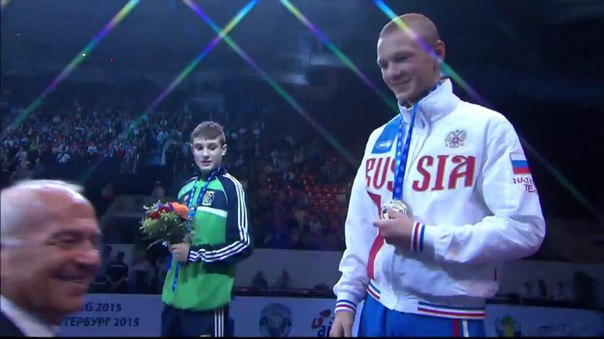Лучшим боксером России признан моршанец Илья Попов