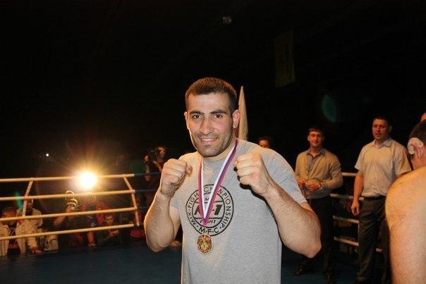 Чемпион мира по MMA Фархад Ибилкасумов представит Тамбов на Всероссийских соревнованиях по самбо