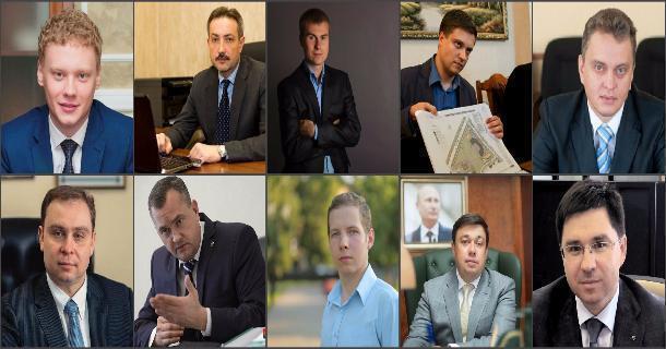 Тамбовчане продолжают выбирать самых привлекательных чиновников региона