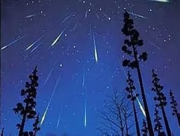 Тамбовчане смогут увидеть метеоритный дождь Ориониды