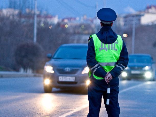 30 сентября в Тамбове пройдут проверки трезвости водителей