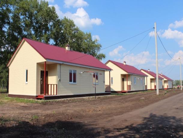 В Мичуринске сорвали сроки строительства домов для переселенцев из ветхого жилья