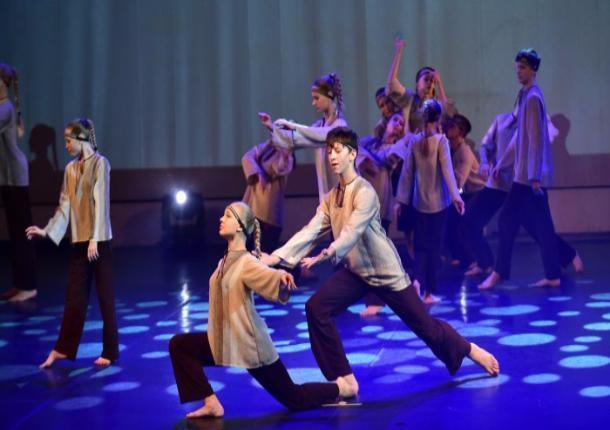 Мичуринские танцоры стали победителями суперфинала проекта «Салют Талантов»