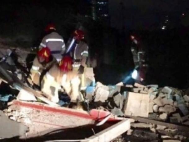 Взрыв газа в Котовске обрушил три гаража и унес одну жизнь