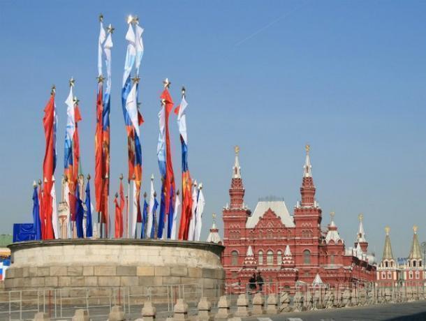 Во время соревнований в Тамбове тульские спортсмены «заминировали» Красную площадь ради шутки