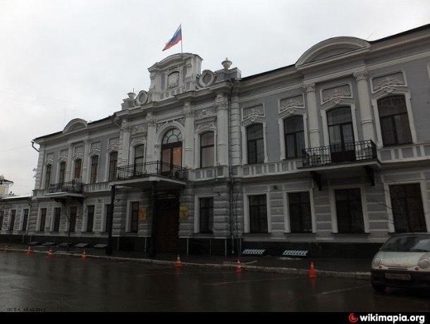 Тамбовского вице-мэра оштрафовали на две тысячи рублей