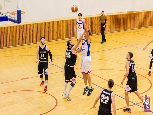 Тамбовские баскетболисты провели домашние игры с идеальным результатом