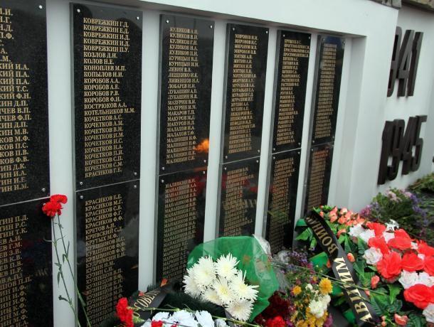 В Мордовском районе открылся новый мемориал воинам ВОВ