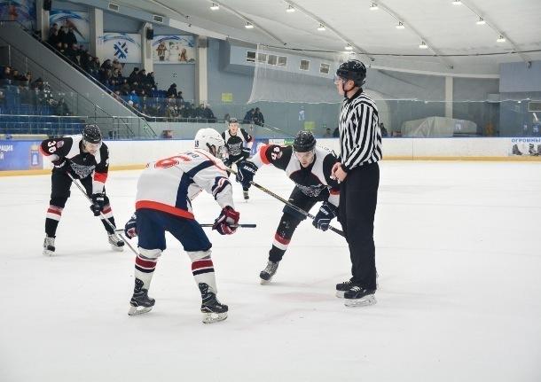 6 встреч 6 побед. ХК «Тамбов» продолжает победную серию игр с «Кристаллом» на домашнем льду