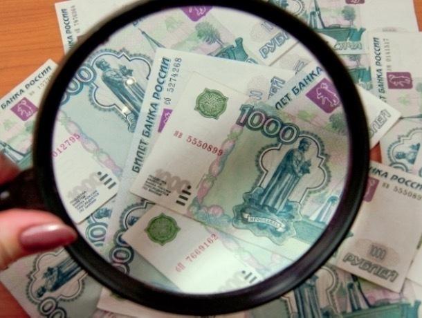 В Тамбовстате заявили, что средняя зарплата в регионе превышает 22 тысячи рублей