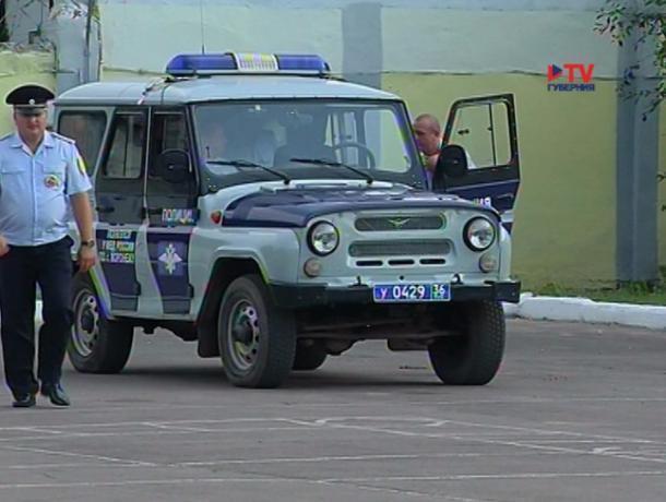 Полицейские Воронежа задержали бывалого «гастролера» с тамбовскими корнями