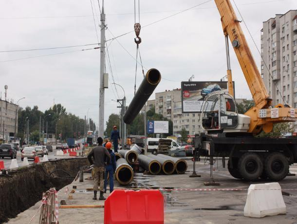 Правосторонний съезд на Рылеева должны открыть к четвергу