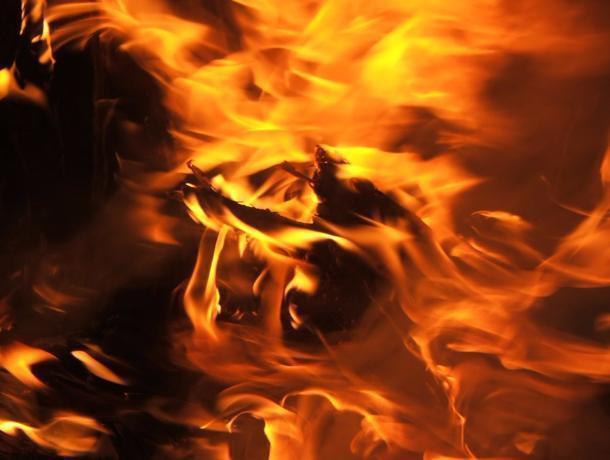 Житель Тамбовского района воспылал чувствами настолько, что решил сжечь сено возлюбленной