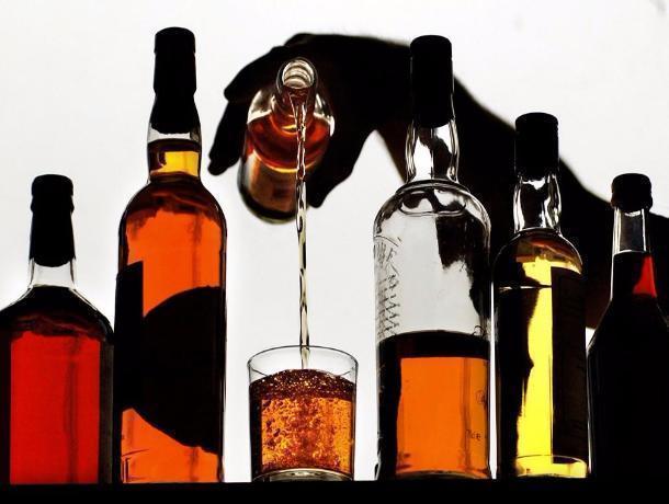 Поддельную алкогольную продукцию продают в одном из магазинов Мичуринска
