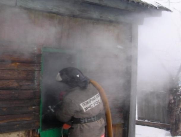 ВРассказово впожаре погибли гражданские супруги иребенок
