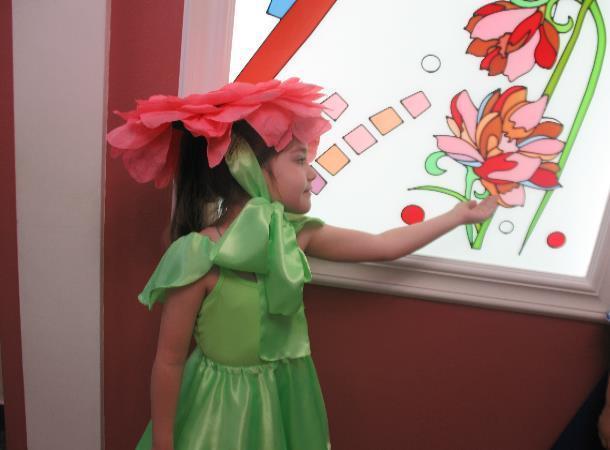 «Мелодию детства» исполнили на сцене ТМТ юные тамбовчане
