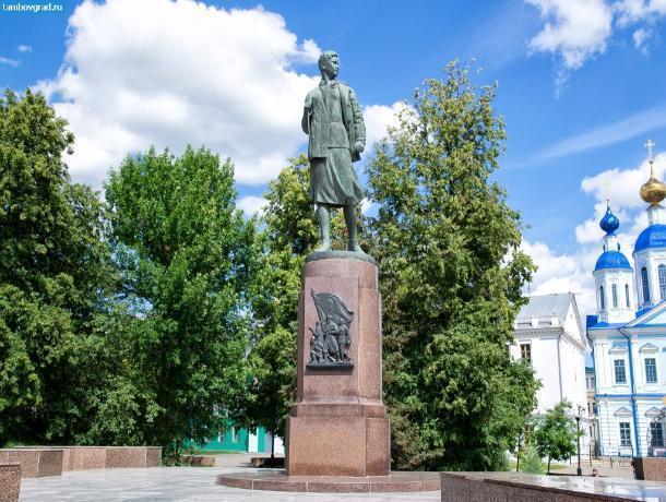 Годовщину со дня рождения Зои Космодемьянской отмечают в Тамбове, Москве и ее родном селе Осино-Гай