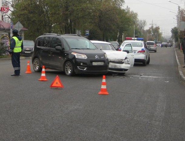ВТамбове врезультате дорожного происшествия пострадал ребёнок
