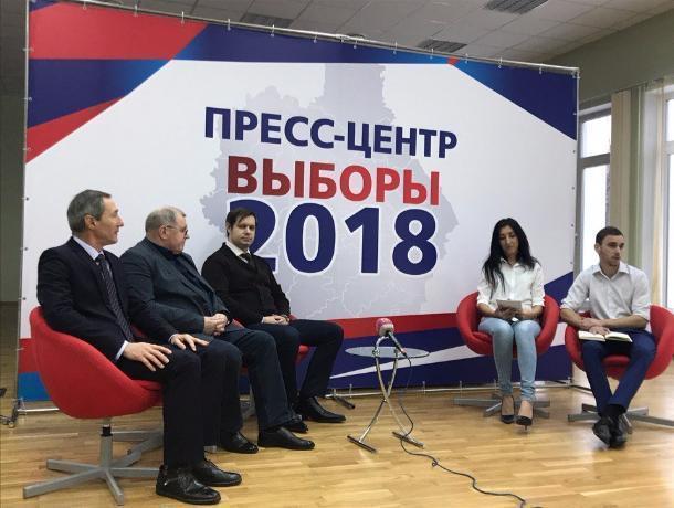 Тамбовские журналисты подписали Хартию о свободных, честных и справедливых выборах