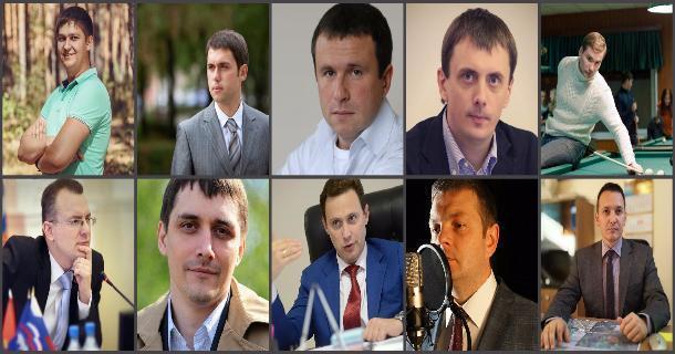 Тамбовчане выбирают самых привлекательных чиновников региона