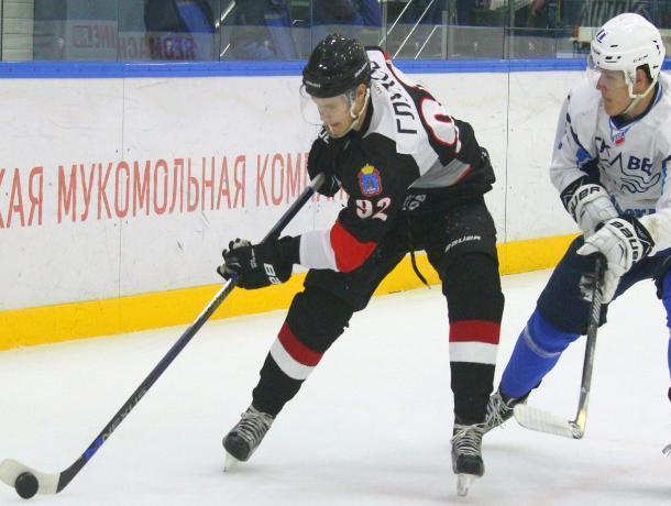 Хоккейный клуб Тамбов отправился в Набережные Челны