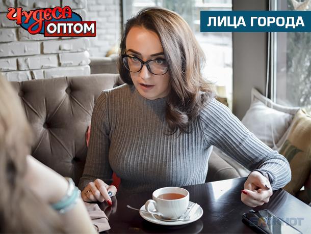 Лица города. Татьяна Швецова: нежная  девушка в мощной команде