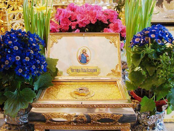 Тамбовчане смогут приложиться к святыням из Толгского женского монастыря