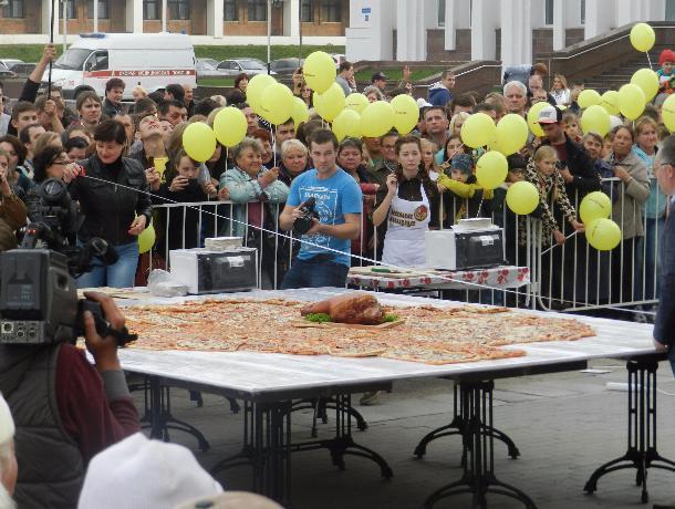 Тамбовчанин купил кусок пиццы за 50 тысяч рублей