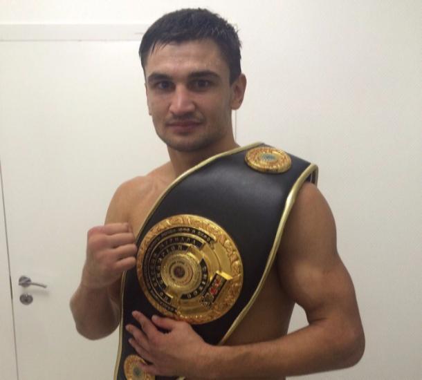 Артур Осипов из Мичуринска стал чемпионом СНГ по боксу