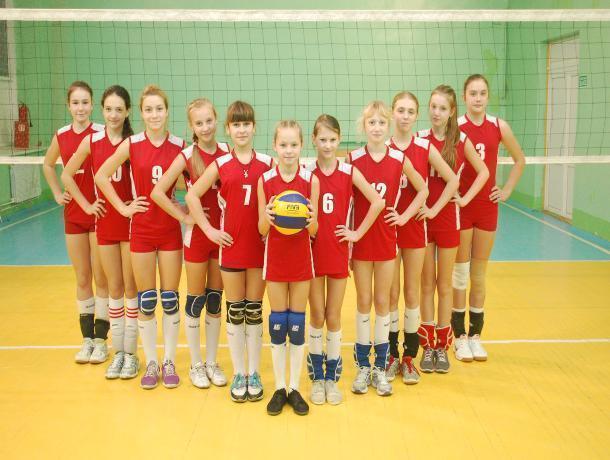 Мичуринские подростки отобрались на первенство ЦФО по волейболу