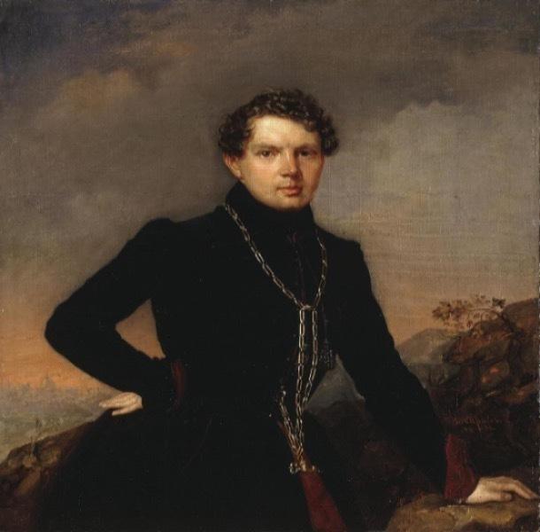 Тамбовский следователь написал роман о дворянах Муравьевых
