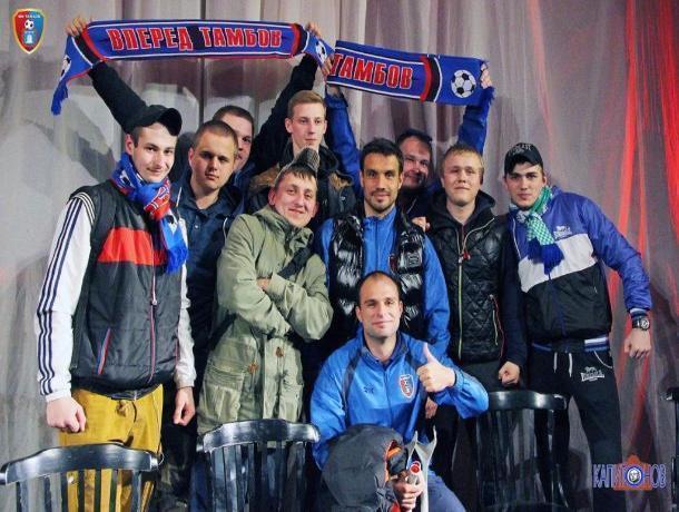 С сегодняшнего дня началась продажа билетов на матч тамбовчан со «Спартаком» из Нальчика