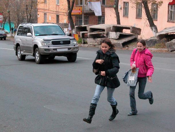 ВТамбове полицейский сбил 2-х студенток
