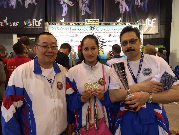 Тамбовчанину Андрею Киму присвоено почетное звание «Заслуженный тренер России»