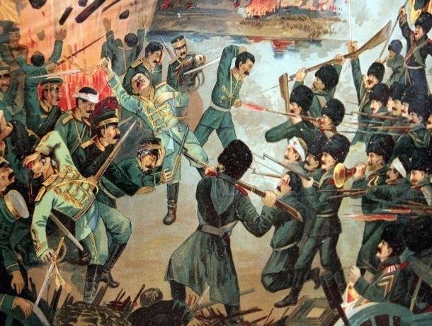 В Тамбове открылась выставка плакатов, посвящённых Русско-японской войне