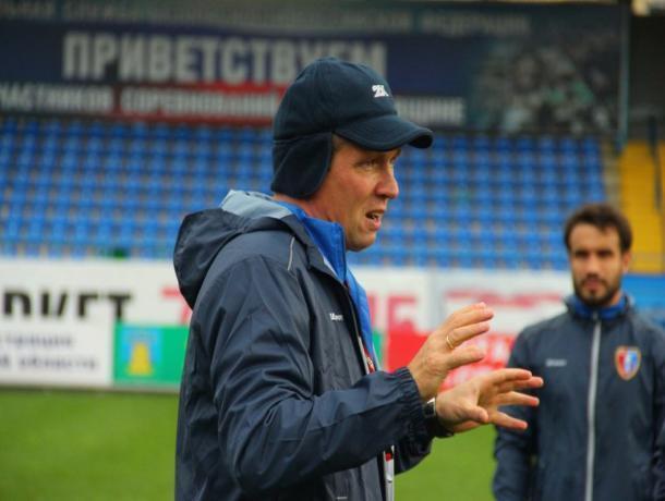 Андрей Талалаев признан лучшим тренером ФНЛ по мнению болельщиков