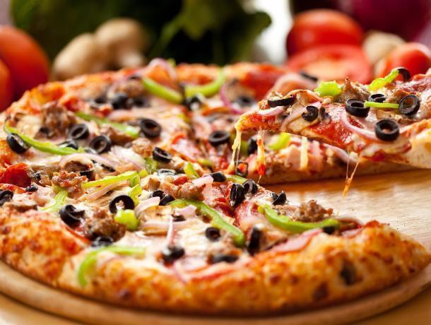 Абсолютно нашу пиццу готовы сделать в Тамбове