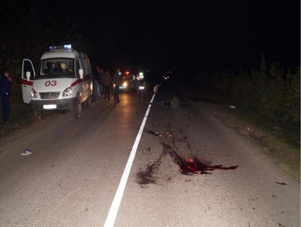 ВМичуринском районе шофёр задавил пешехода, который лежал надороге