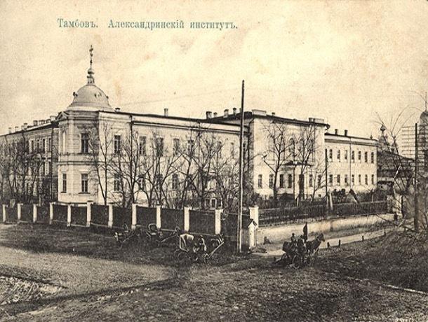 Тамбовский государственный университет готовится отметить 100-летний юбилей