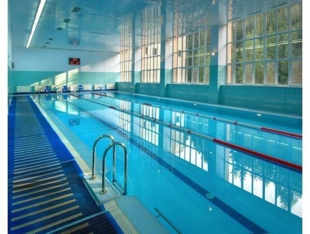 Крытый плавательный бассейн в Мичуринске будет готов к эксплуатации к Новому году