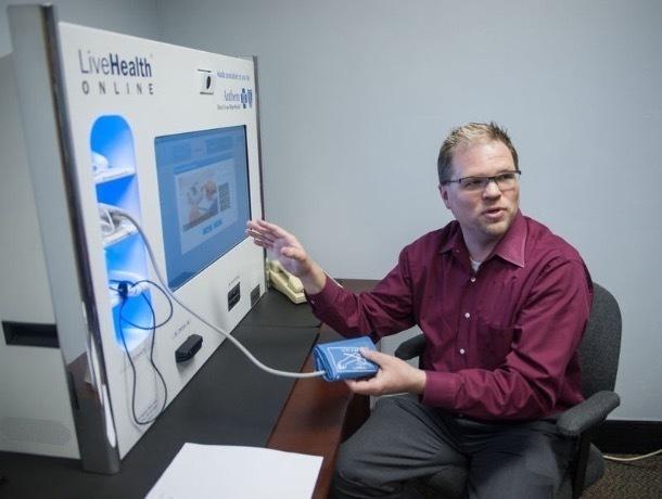 Тамбовчане смогут пройти меддиагностику в «киосках здоровья»